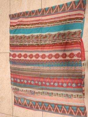 NoName Summer Scarf multicolored