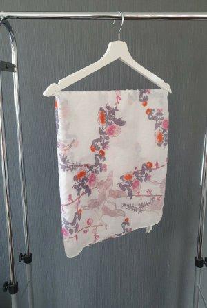 Loop-Schal floral