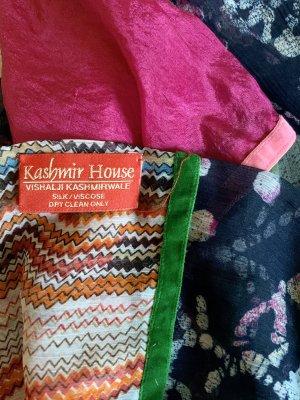 kashmir house Snood multicolored