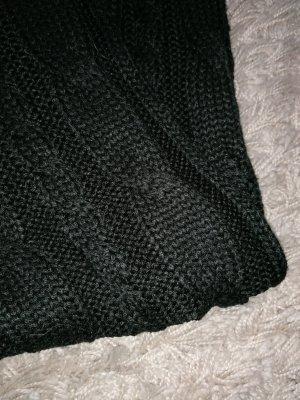 Crochet Scarf dark brown