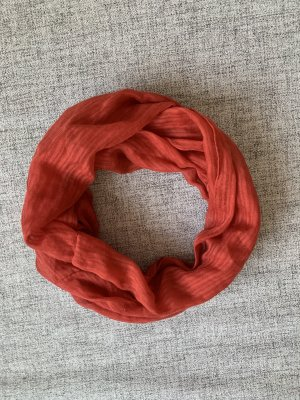 Athmosphere Tube Scarf russet