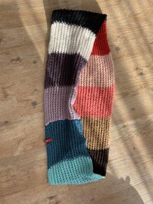 Esprit Écharpe en tricot multicolore