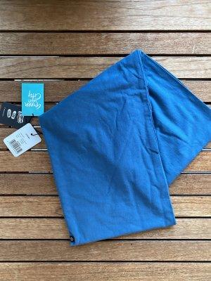 recolution Sciarpone blu acciaio