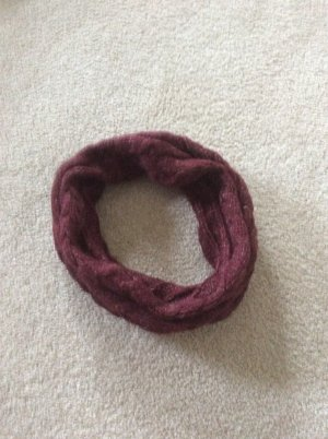 Tube Scarf purple