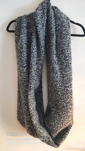 Jeans Fritz Sciarpone bianco-nero