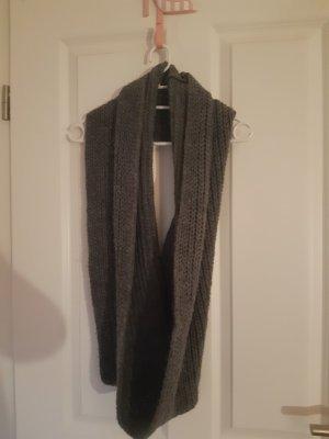 unbekannte Écharpe tube gris