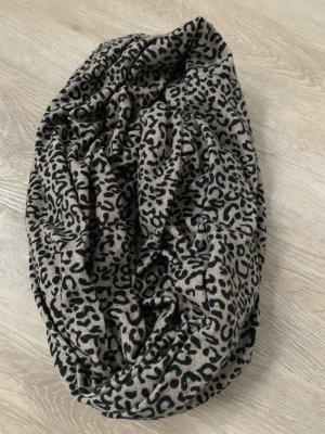 Loopschal Leopard
