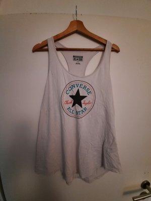 Converse Camiseta sin mangas blanco
