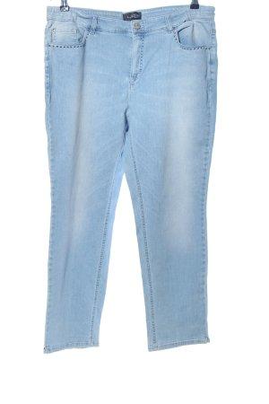 Looxent Slim Jeans blau Casual-Look