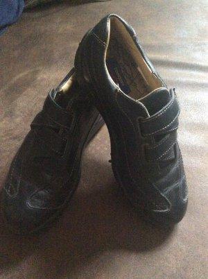 Loprog Footjoy Golf Sneaker Gr 36 schwarz / Leder