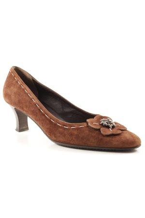 Lorbac High Heels braun Elegant