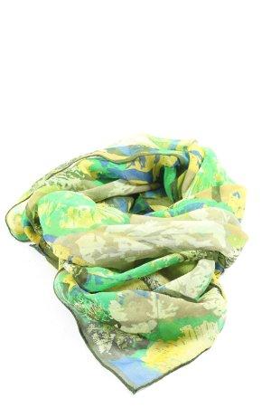 Loredano Halstuch abstraktes Muster Casual-Look