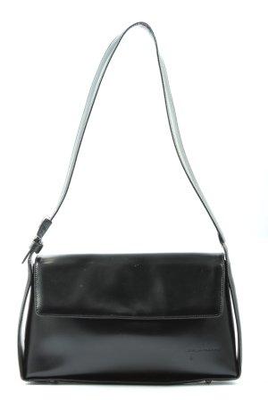 lorella pagano Mini sac noir style décontracté