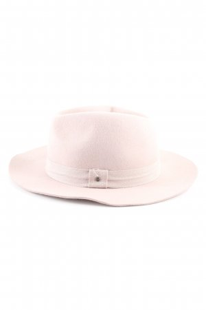 Loretta Lizzio for Element eden Woolen Hat pink casual look