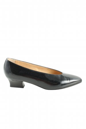 Loriblu Spitz-Pumps schwarz Business-Look
