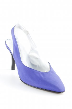 Loriblu Spitz-Pumps blau Elegant