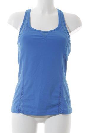 Lorna Jane Active Sporttop blau sportlicher Stil