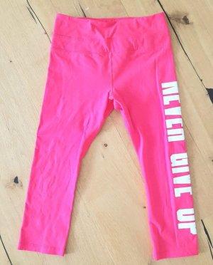 Lorna Jane Sport Tights - Neon Pink - Gr. S - Wie neu