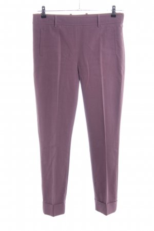 Loro Piana 7/8-Hose pink Business-Look
