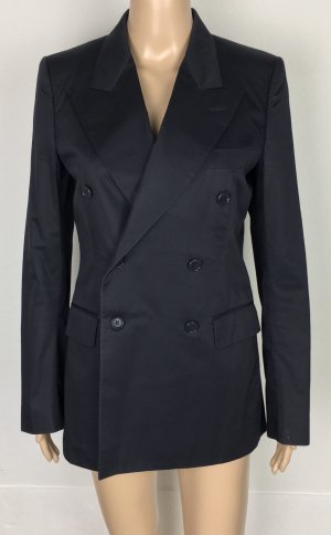 Loro Piana, Blazer, marine, Baumwolle, 38 (It. 42), € 2.500,-