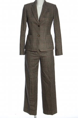 Loro Piana Trouser Suit check pattern casual look