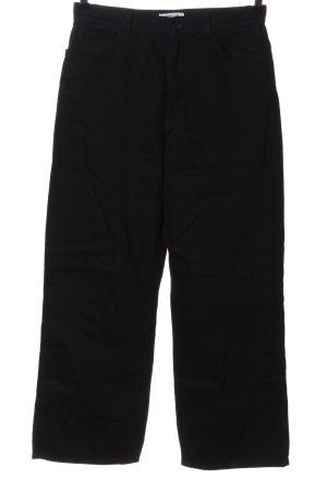 Los Angeles Atelier & other Stories Jeans taille haute noir style décontracté