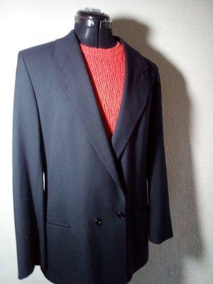 Wool Blazer dark blue