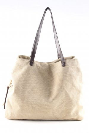 Shopper wolwit casual uitstraling