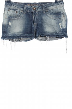 Lost in Paradise Jeansshorts blau Casual-Look
