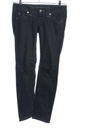 Lost in Paradise Slim Jeans schwarz Casual-Look