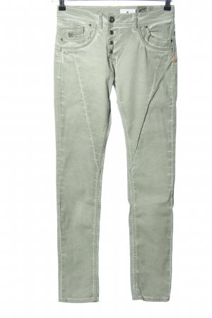 Lost in Paradise Stretch Jeans hellgrau Casual-Look
