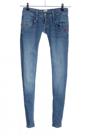 Lost in Paradise Stretch Jeans blau Casual-Look