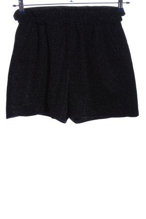 Lost Ink High-Waist-Shorts