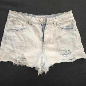 Lost Ink Jeans Shorts