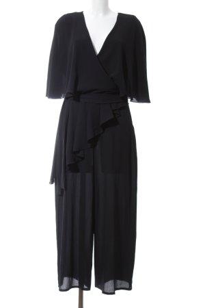 Lost Ink Jumpsuit schwarz Elegant