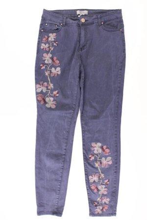 Lost Ink Regular Jeans Größe UK 16 blau