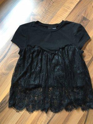 Lost Ink T-shirt court noir