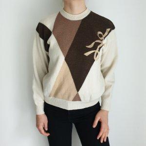 Lotos 46 Oversize Pullover Hoodie Pulli Sweater Strickjacke cardigan mantel jacke trenchcoat blazer bluse True Vintage