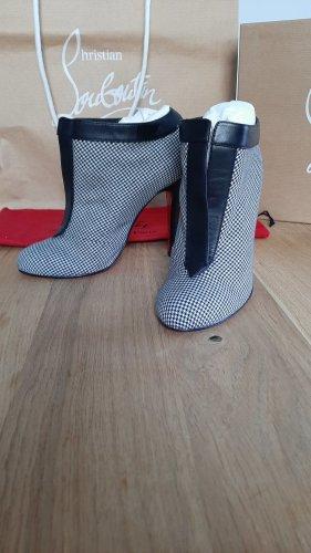 Christian Louboutin Ankle Boots white-black
