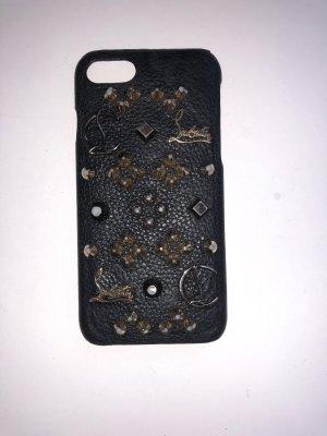 Christian Louboutin Mobile Phone Case black-brick red