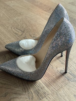 Louboutin Pigalle Follies Glitter Disco Ball 120 I 39,5