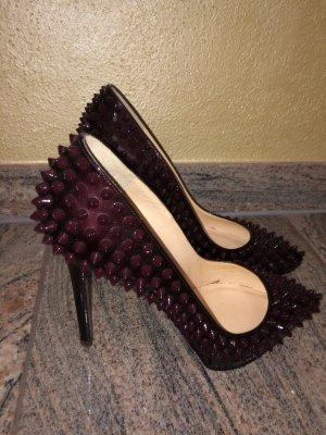 Christian Louboutin High Heels bordeaux