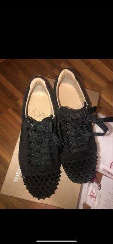 Christian Louboutin Slip-on Sneakers black