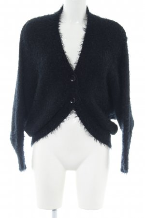 Louche Cardigan blau Casual-Look