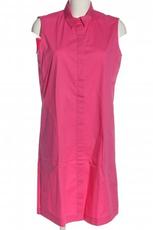 LOUIS and MIA Robe chemise rose style décontracté