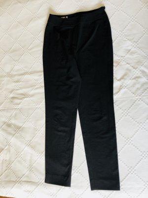 Louis Feraud Drainpipe Trousers black spandex