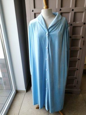 Louis Feraud Peignoir bleu azur