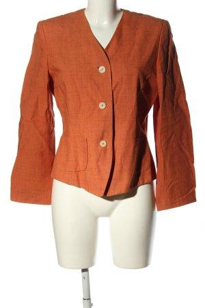 Louis London Blazer corto arancione chiaro modello web stile professionale