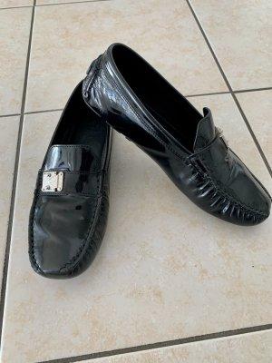 Louis Vuitton Mocassins zwart