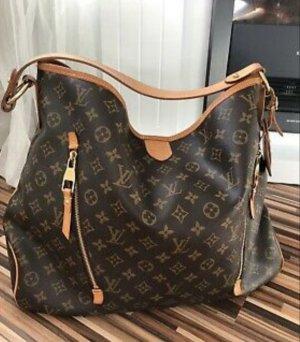 Louis Vuitton Bolso tipo marsupio marrón oscuro